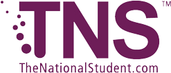 The National Student logo